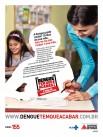 Anúncio de mobilização para escolas