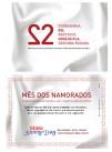 Flyer campanha namorados (frente e verso)
