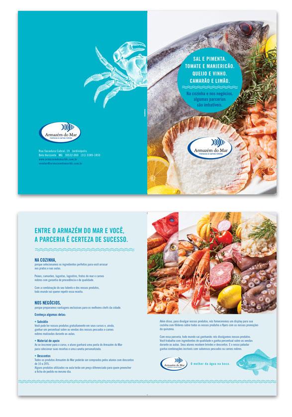 Folder parceria chefs